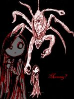 The Little Death Girl by sanora