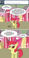 Questions for Equestrians 14 by FractiousLemon