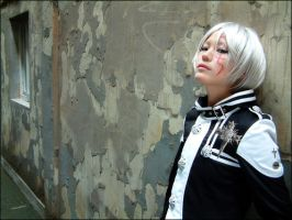 D Gray Man - Allen Walker 7 by omiyalotus