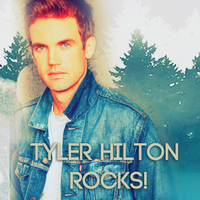 Tyler Hilton Rocks | French Page by N0xentra