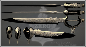 Zero's Sword-Reference by PhilipMessina