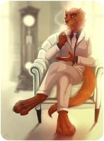 Earl Grey by Antrague