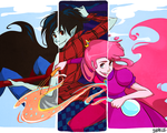 adventure time OT4 by shorelle