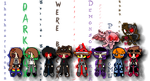 Evil Minecrafters by Relin2003