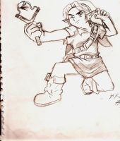 young link by Superpiggy02