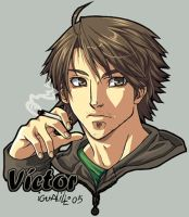 Victor_avatar by igualillo