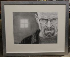 Walter White - Breaking Bad by Adonabauer