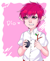 Dio by RavenHeart201