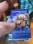 My Mater Ticket to Disneyland by BigMac1212