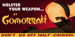 Gomorrah Fallout New Vegas by FragOcon