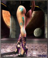 Spherical beauties by Luna Fantasma by Luna-Fantasma