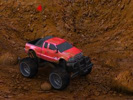 Big Foot RC by xtaz-design