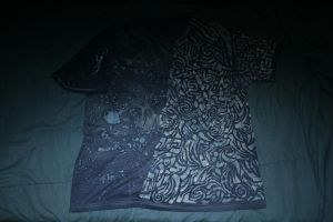 form and chaos shirt by CentiumCuspis