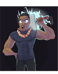 Tyrone Magnus by Epicbottle