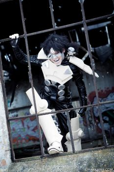 Cosplay Photoshoot - Sechs: Battle Angel Alita (1) by Drakkashi