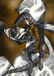 Bahamut - King of Dragons (Color) by AegisKHAOS