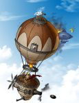 Blimp Fighter by arm01