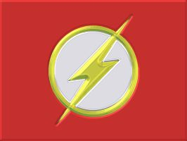 Animated Flash Symbol by veraukoion