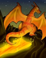 Charizard by FranciscoMercado