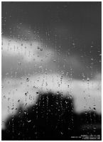 Raindrops on my Window by sicmentale