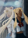 Sailor Moon vs. Usagi? by ZeroSoul