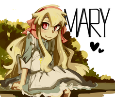 Mary again by kmrShy