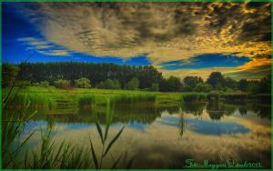 Hungarian landscapes.HDR-picture(photo series)14. by magyarilaszlo