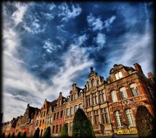 Leuven Facade in Extremo by pagan-live-style