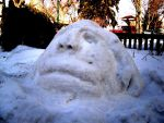 Eeno Snowman by Billy-008