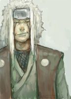 Jiraiya by Sakx