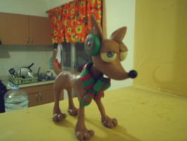 Christmas Chihuahua by Aesculap