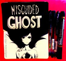 Misguided Ghost by imtheredmist