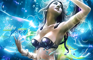 Water Queen by fesell