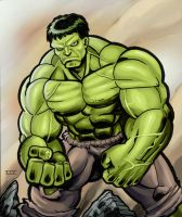 Hulk by RIVOLUTION