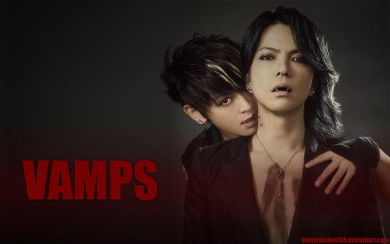 VAMPS 1440x900 by hamsterchan155