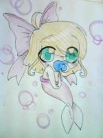 MerBaby Alice by Charming-Manatee