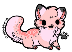 Name your price cat adopt 1 SOLD by dovepaw3000