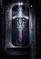 Cyber Lab - The Drone Chamber by MarkusVogt