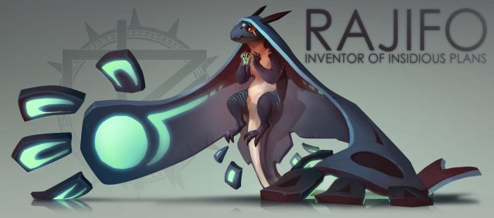 [CLOSED] Adopt auction -  RAJIFO by quacknear