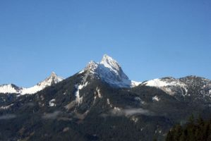 Mountain9 by NHuval-stock