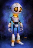 Unit-E3D robot by Tvonn9