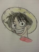 Monkey D. Luffy by accailia118
