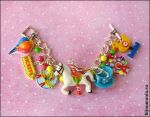 Bracelet The Amusement Park by allim-lip