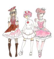 Theme Lolita Coloured by VanityElric