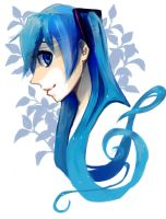 Blue Past by My-Magic-Dream