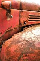 Rusting: Separation II by basseca