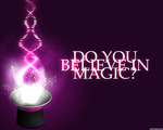 Do You Believe In Magic? by amandaluvsya