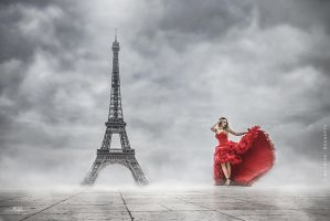 Paris Fashion by MD-Arts