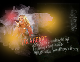 Demi Lovato Wallpaper by ByMemiiEditions