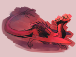 spines and scales, yee by Shamise